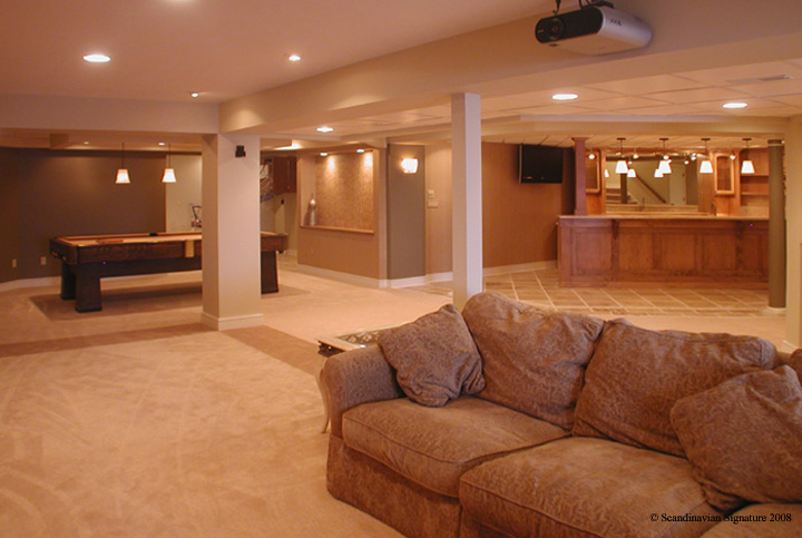 Carpeting for Best flooring for basement family room